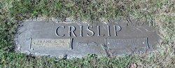 Frank Theodore Crislip Sr.