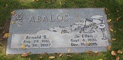 Arnold S. Abalos