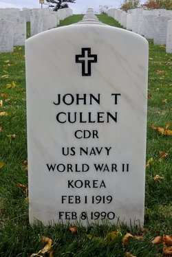 John T Cullen