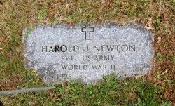 Harold J. Newton, Sr