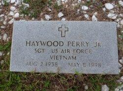 """Haywood """"Woody"""" Perry, Jr"""