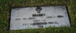 Mamie Mae <I>Ters</I> Field