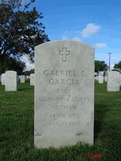 Gabriel Ernest Garcia