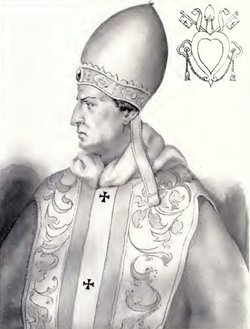 Pope Benedict, IV