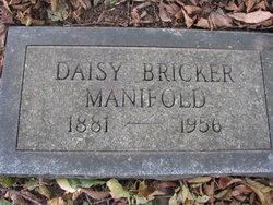 Daisy Anna <I>Schwartz</I> Manifold