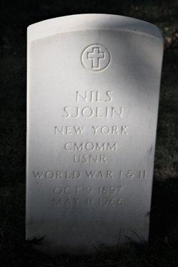 Nils Sjolin