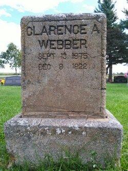 Clarence A Webber