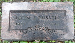 John J Russell