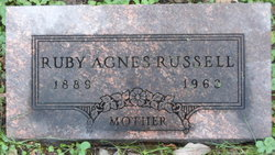 Ruby Agnes Russell