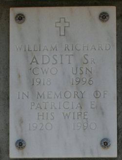 William Richard Adsit, Sr