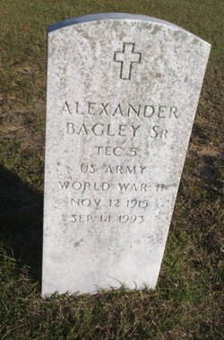 Alexander Bagley, Sr