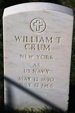 William Thomas Crum