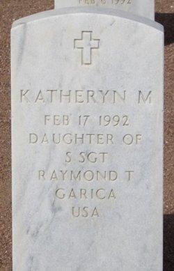 Katheryn M Garcia
