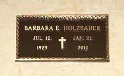 "Barbara Ellen ""Barb"" <I>Holzbauer  y</I> Rodriguez"