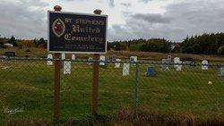 St Stephens United Church Cemetery