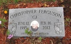 """Christopher James """"C.J."""" Ferguson"""