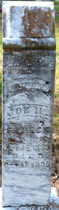 """Joseph H. """"Joe"""" Beck"""