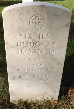 James Douglas Sloan, Jr
