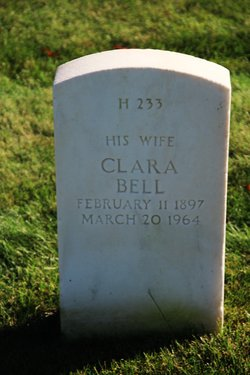 Clara Bell <I>Baldwin</I> Smith