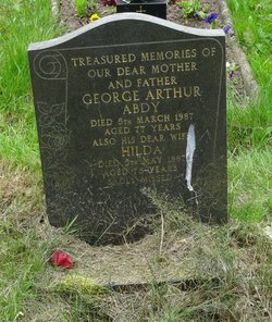 George Arthur Abdy