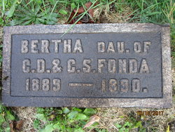 Bertha Fonda