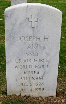 Joseph H Aki
