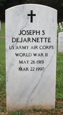 Joseph Spencer DeJarnette