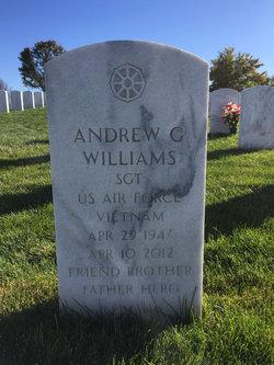 Andrew G. Williams