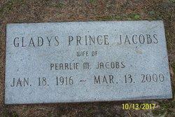 Nancy Gladys <I>Prince</I> Jacobs
