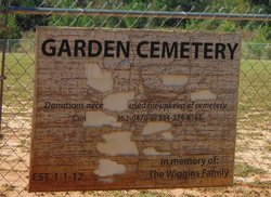 Garden Baptist Church Cemetery