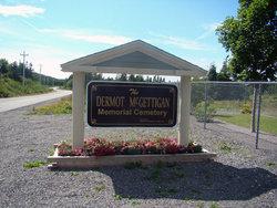 Dermont McGettigan Memorial Cemetery