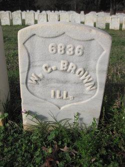 Pvt William G Brown
