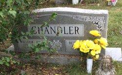 Bessie Marie <I>McRoy</I> Chandler