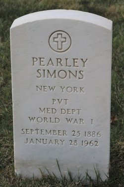 Pearley Simons