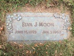Elva Jane <I>Hill</I> Moon