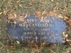 Albert James Manganello, Sr