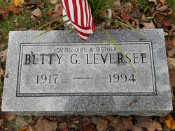 Betty G. Leversee