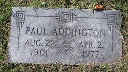Paul Addington