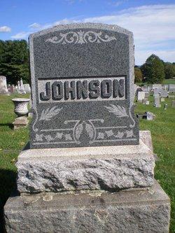 Mary <I>McKendree</I> Johnson