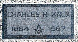 "Charles R. ""Charley"" Knox"