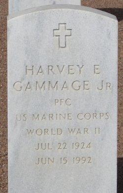 Harvey E Gammage, Jr