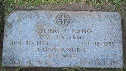 Constance L Gano