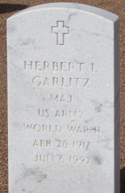 Herbert Lewis Garlitz