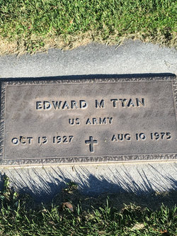 Edward Matt Tyan