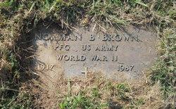 Norman B Brown
