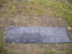 V Ruth <I>Ferrier</I> Gerber