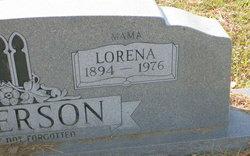 "Lorena Letha ""Rena"" <I>Eden</I> Anderson"