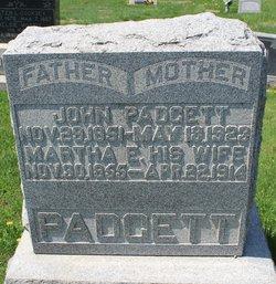 Martha E. <I>Howard</I> Padgett