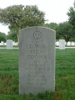 Elmer Brion Cooper