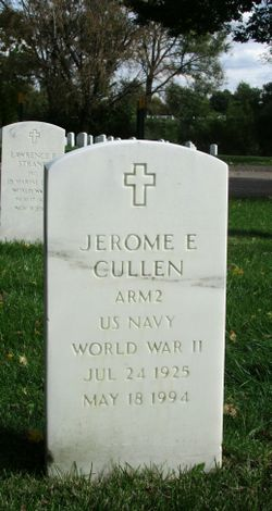 Jerome E Cullen
